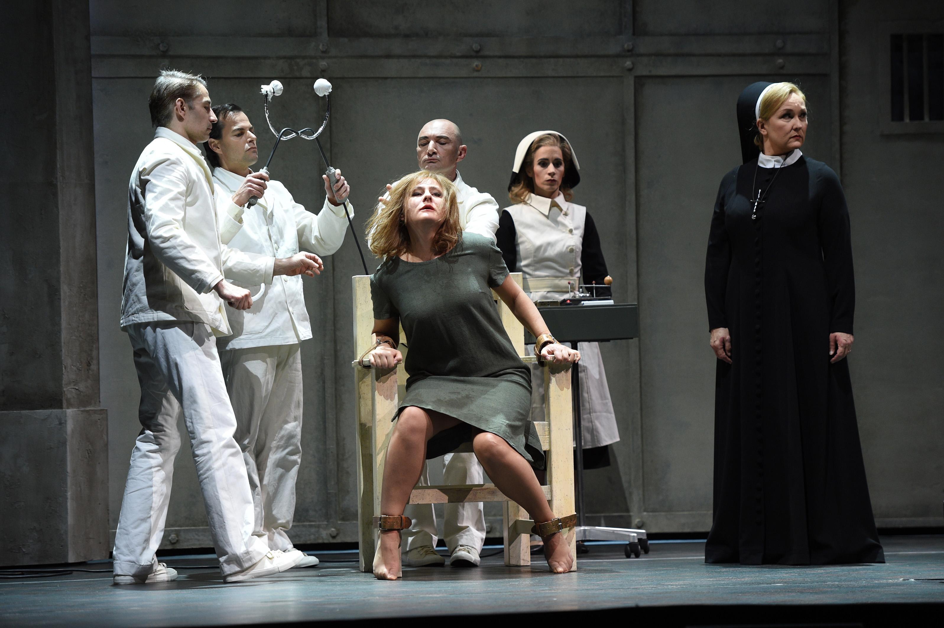 Horror auf der Opernbühne - terzwerk