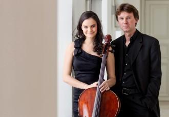 Raphaela Gromes und Julian Riem