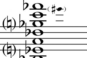 Schoenberg_string_quartet_quartal_chord