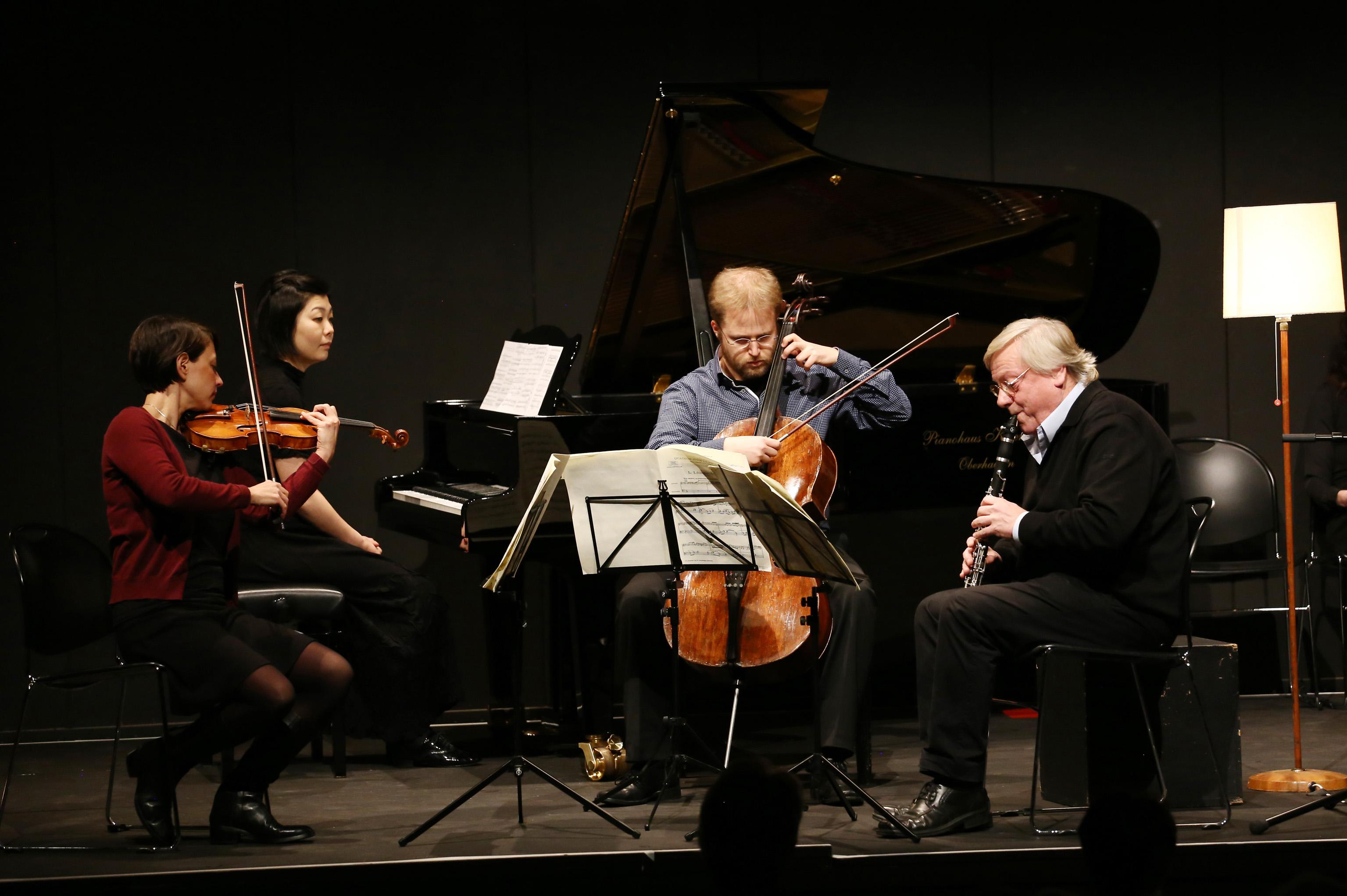 Bochumer Symphoniker und Sachiko Hara (Piano), Foto: Christoph Sebastian, Ruhrtriennale