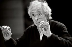 Philippe Herreweghe dirigeert het Collegium Vocale - Gent