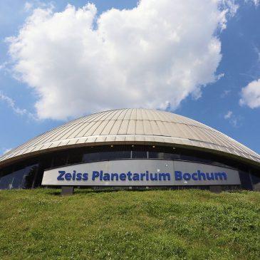 Das Zeiss Planetarium Bochum, 12.07.2014. +++ Foto: Lutz Leitmann / Stadt Bochum, Presseamt