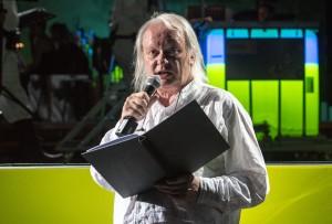 Philippe Manoury. Foto: Caroline Seidel/ Ruhrtriennale 2017