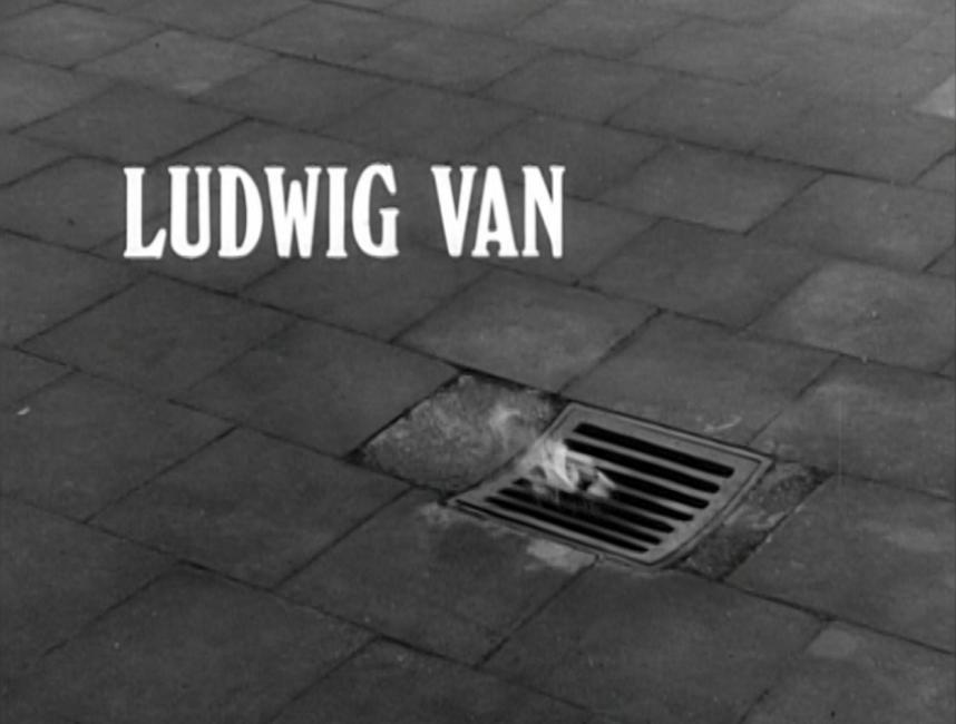 Beethoven-Bums Ludwig Van von Mauricio Kagel - terzwerk